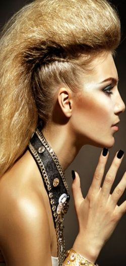 stylizacja fryzur 2